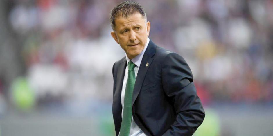 Osorio señala que se malinterpretó su salida del Tri