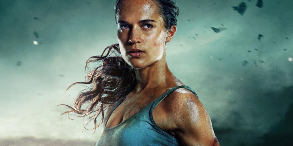 Alicia Vikander resucita la franquicia de Tom Raider