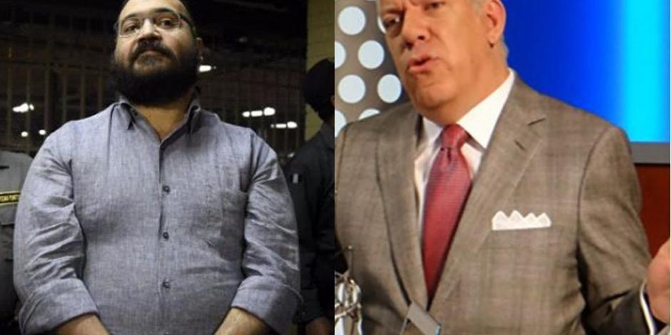 Sin dar explicaciones, defensa de Javier Duarte renuncia