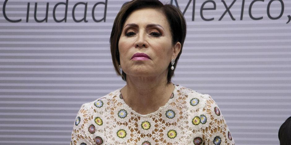 Perfilan comparecencia de Rosario Robles en San Lázaro