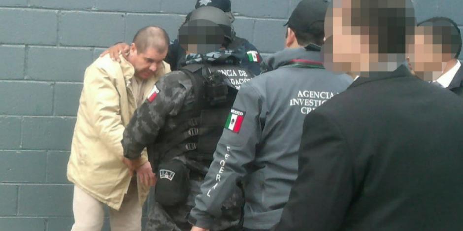 Rechaza defensa de <em>El Chapo</em> que jurado se mantenga en el anonimato