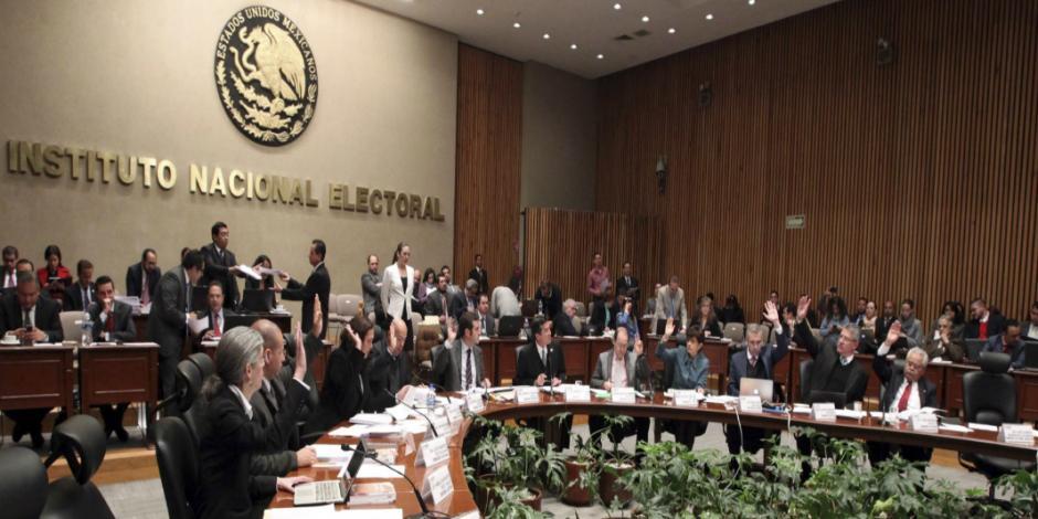 INE no descarta quitar registro a independientes tras detectarse irregularidades