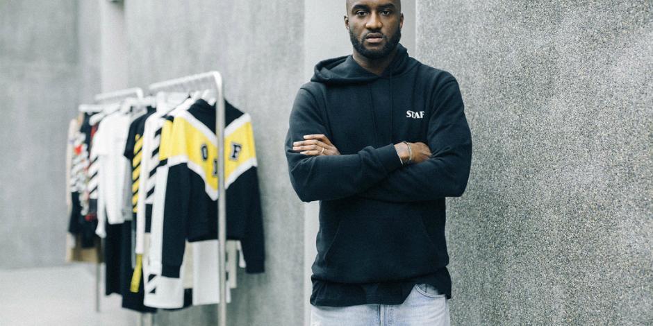 Louis Vuitton nombra a Virgil Abloh como nuevo director de colecciones masculinas