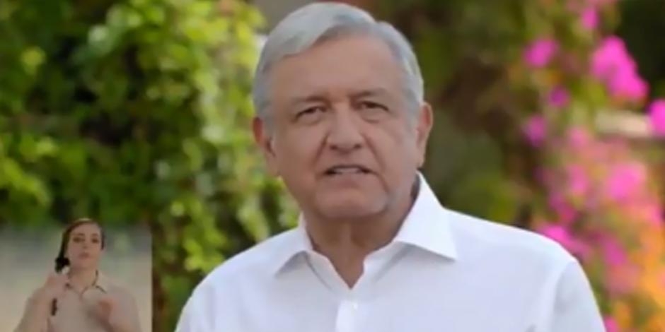 Promete AMLO no usar los servicios del Estado Mayor Presidencial