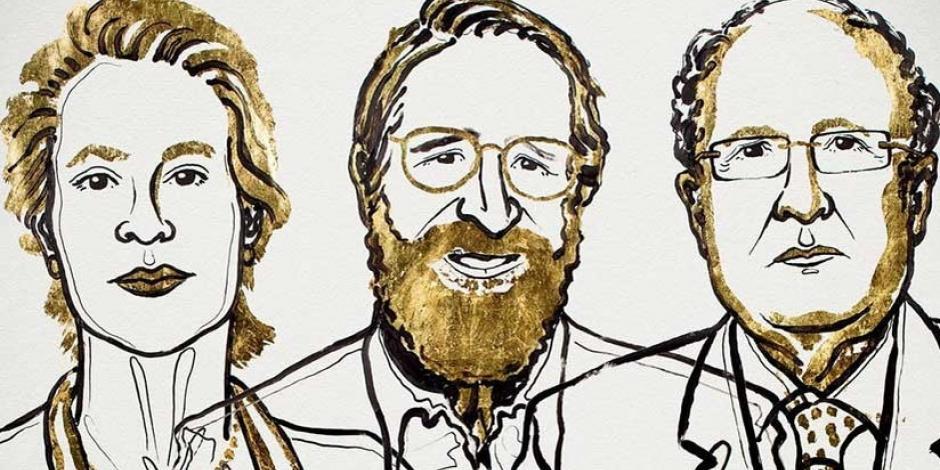 Premio Nobel de Química a científicos que logran controlar la evolución