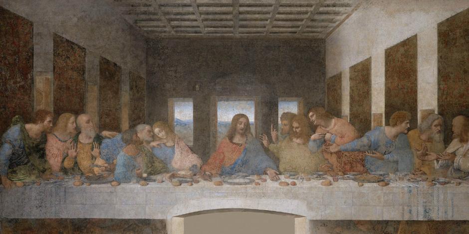FOTOS: La Última Cena a través de la historia del arte