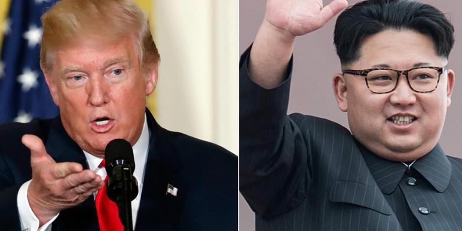 Corea del Norte mantiene retórica bélica pese a acercamiento con Trump