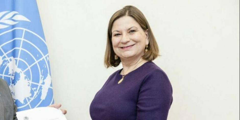 Perfila AMLO a Martha Bárcena como embajadora de México en EU