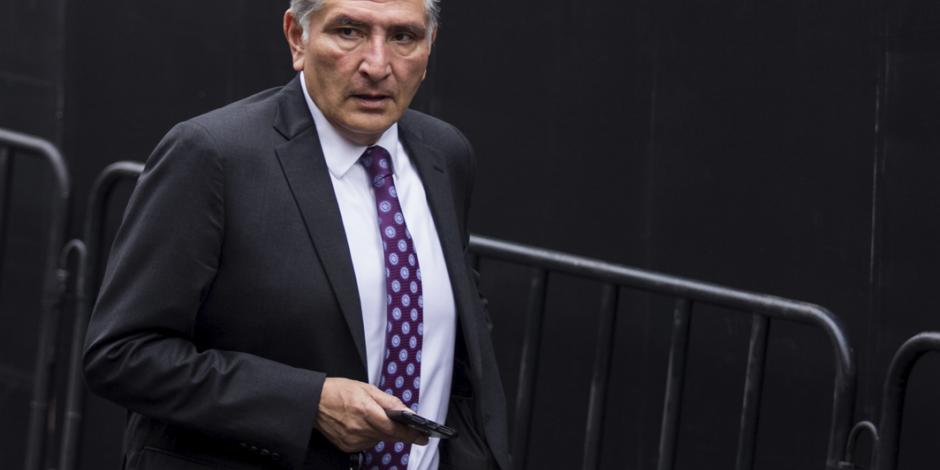 Presentan Gabinete de gobernador electo de Tabasco, Adán Augusto López