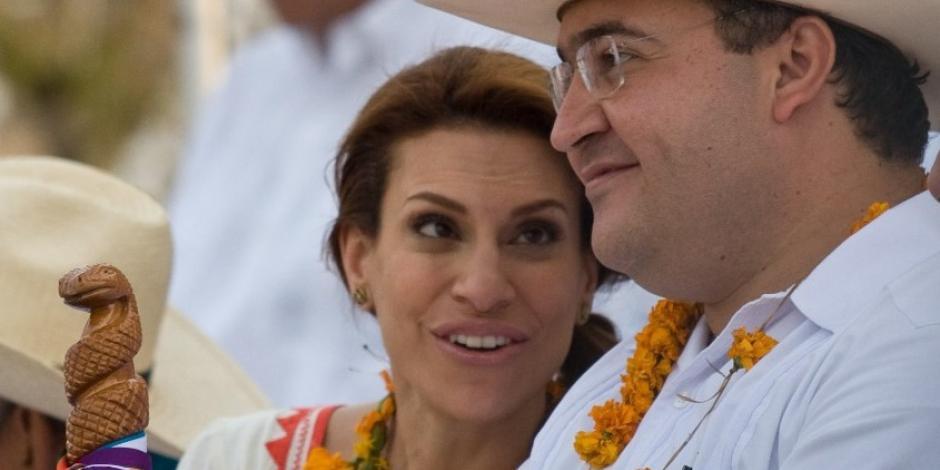Interpol emite ficha roja para detención de Karime Macías
