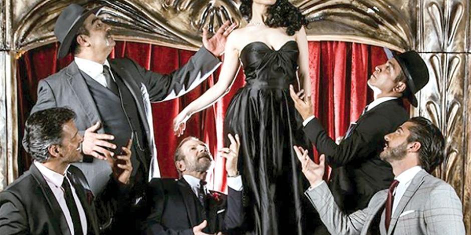 Capricho, un musical en el que público puede oler y sentir