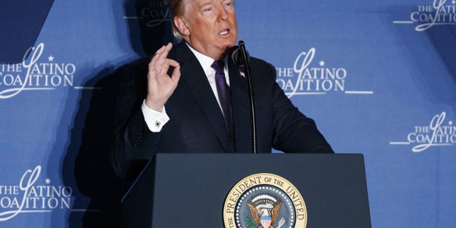 EU y Norcorea acuerdan reunión en mayo... pero Trump mantiene sanciones
