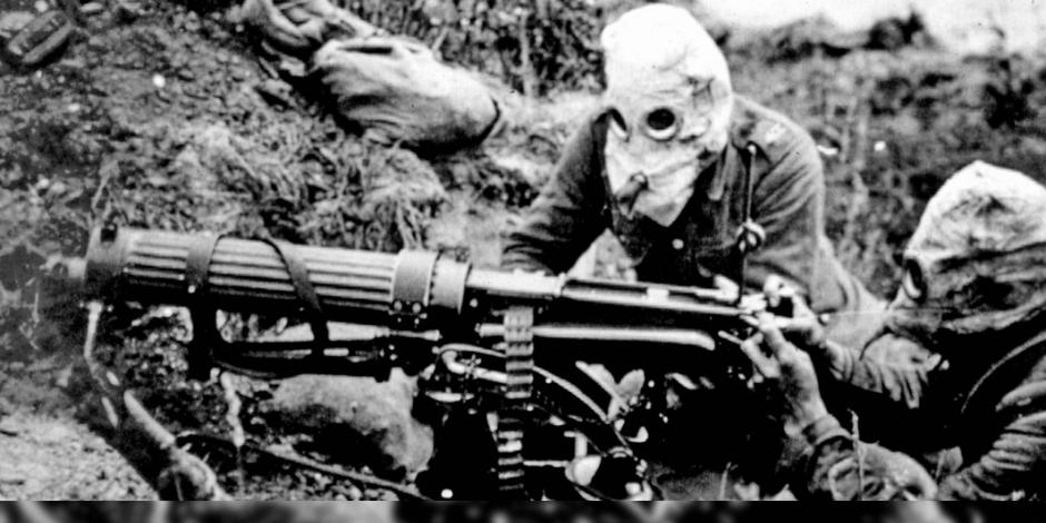 FOTOS: Se cumplen 100 años del final de la Primera Guerra Mundial