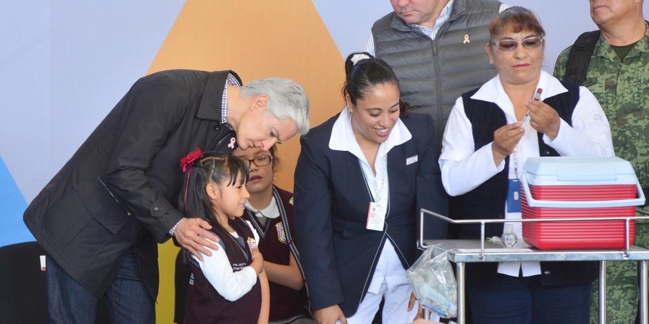Aplicarán 4.2 millones de vacunas en Edomex: Alfredo Del Mazo