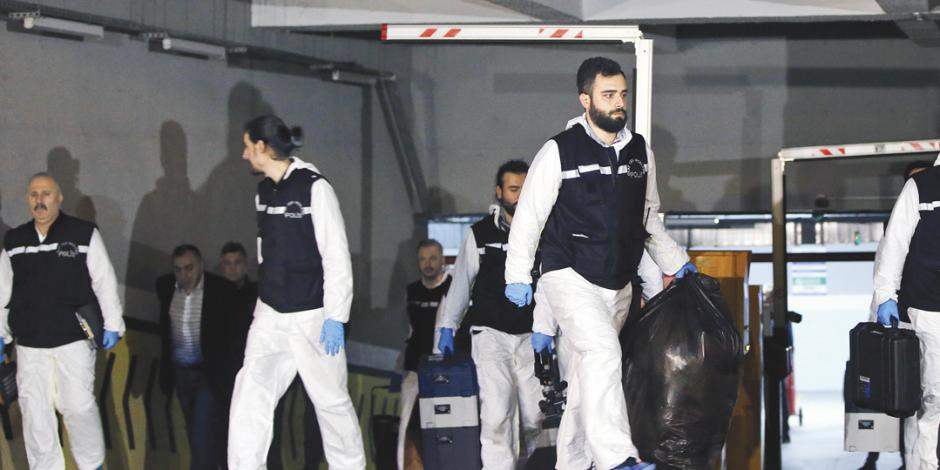A Khashoggi lo descuartizaron siguiendo órdenes vía Skype