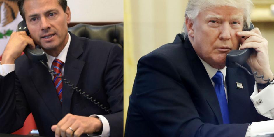 En llamada entre EPN y Trump, México reiteró que no pagará muro, señala Videgaray