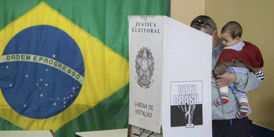 Comienzan en Brasil los comicios más polarizados de las últimas décadas