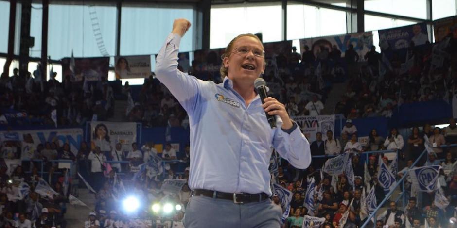 Seguridad, una de mis prioridades en Benito Juárez: Taboada