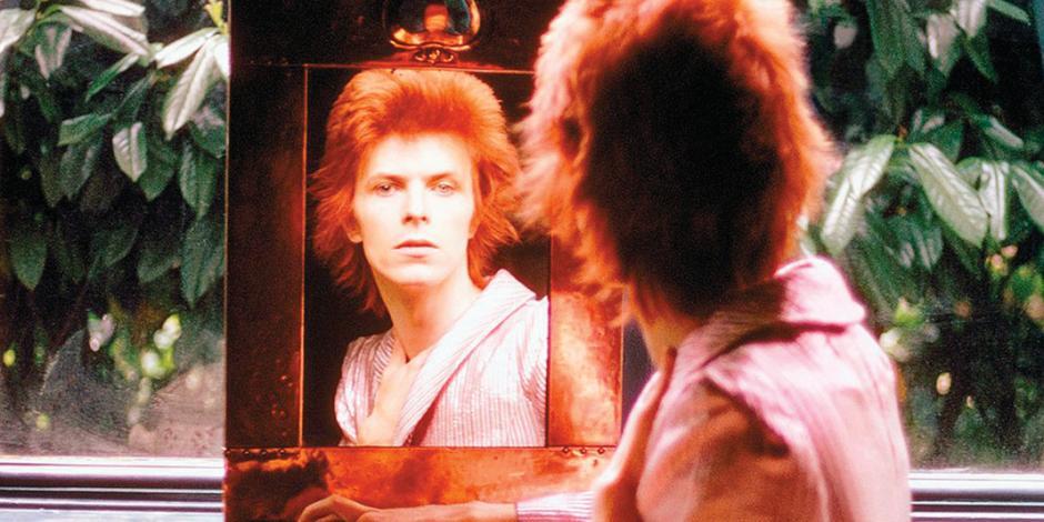Con multimedia revelan por primera vez intimidad de Bowie