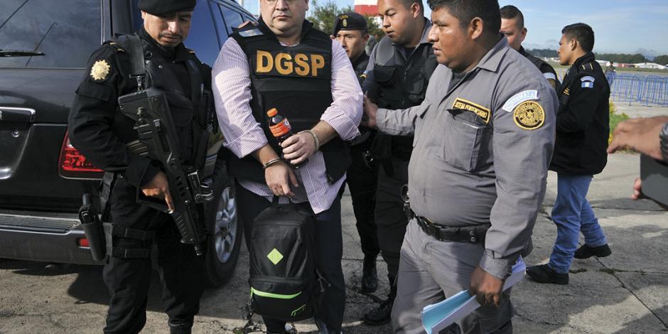 Impugna Duarte pena de nueve años y multa