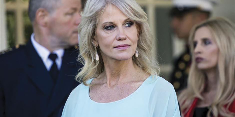 Estratega de Trump dice que fue abusada y defiende a Kavanaugh
