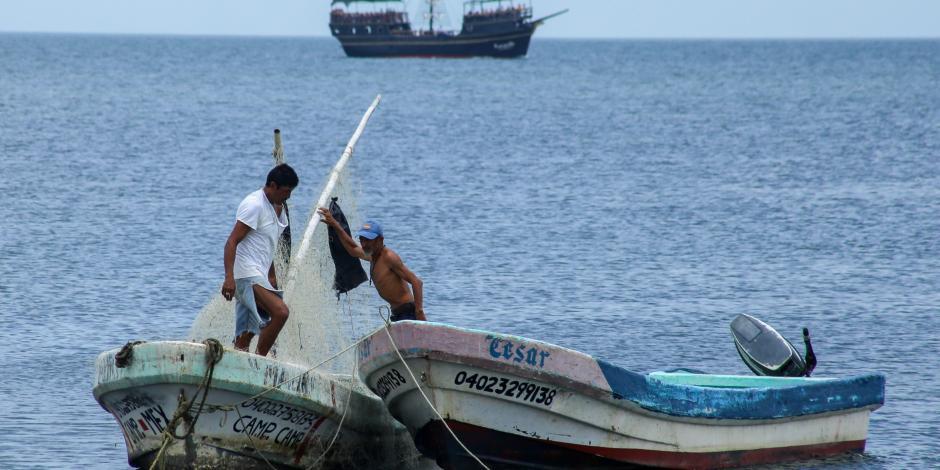 Ordenamiento y combate a pesca furtiva, retos de este sector en Yucatán