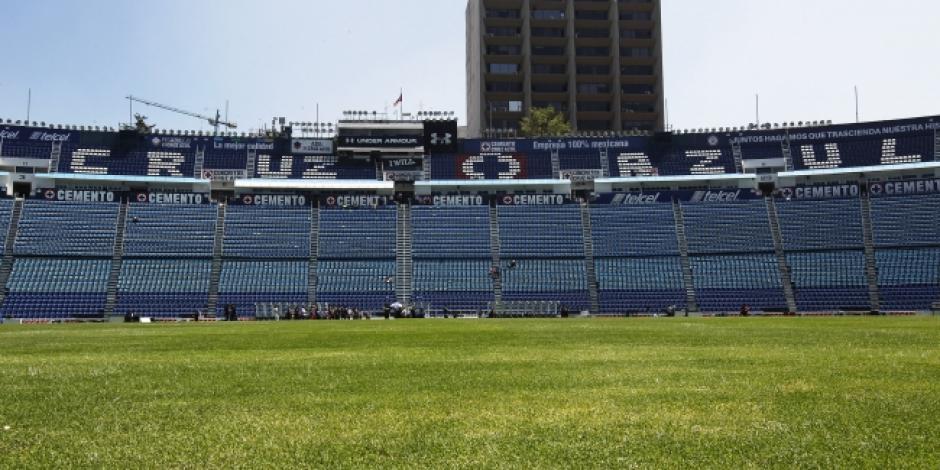 Inicia cuenta regresiva para demolición del Estadio Azul