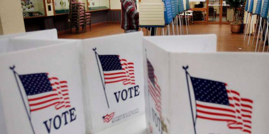 Los demócratas lideran sondeos en 69 distritos