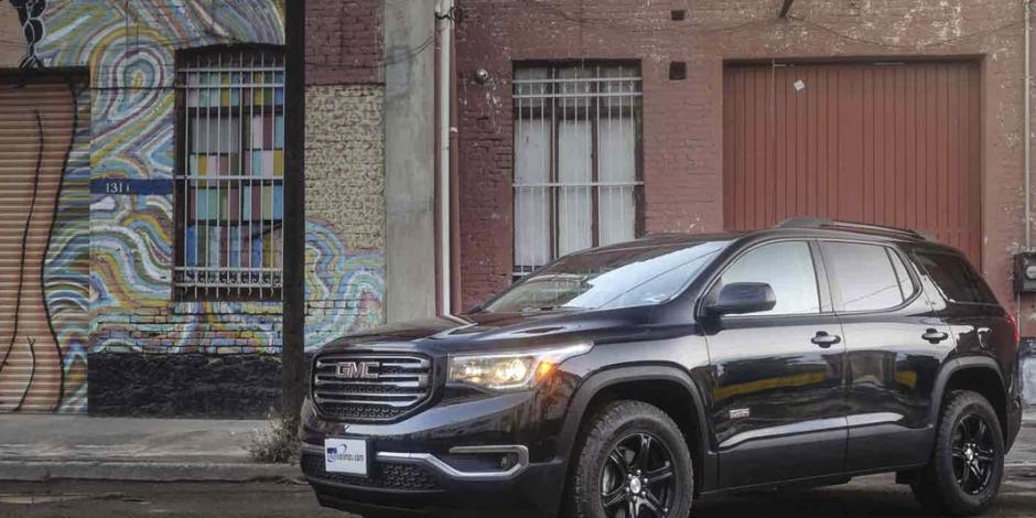 GMC Acadia All Terrain, un SUV para toda la familia