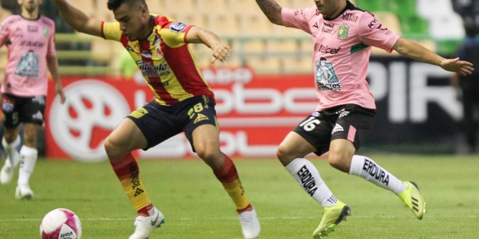 Gol de Morelia