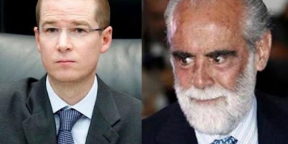 A Ricardo Anaya sólo lo quitan de la contienda electoral matándolo: Fernández de Cevallos