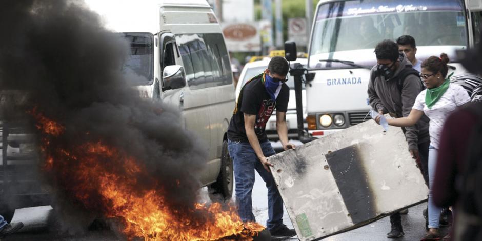 Avala OEA crear un grupo especial por crisis en Nicaragua