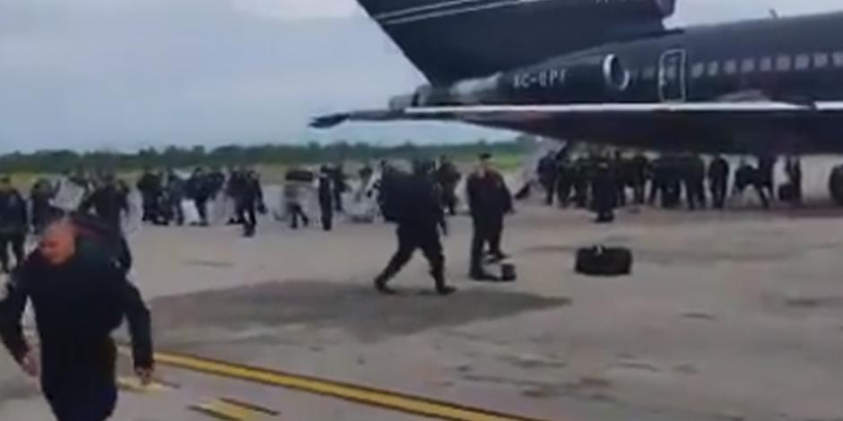 Agradece Trump envío de Federales en frontera ante arribo de caravana