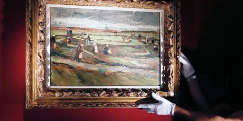 Después de 20 años, Van Gogh vuelve al mercado de subastas