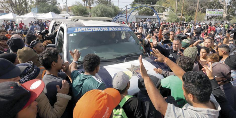 Edil de Tijuana no se retracta de señalamientos a migrantes