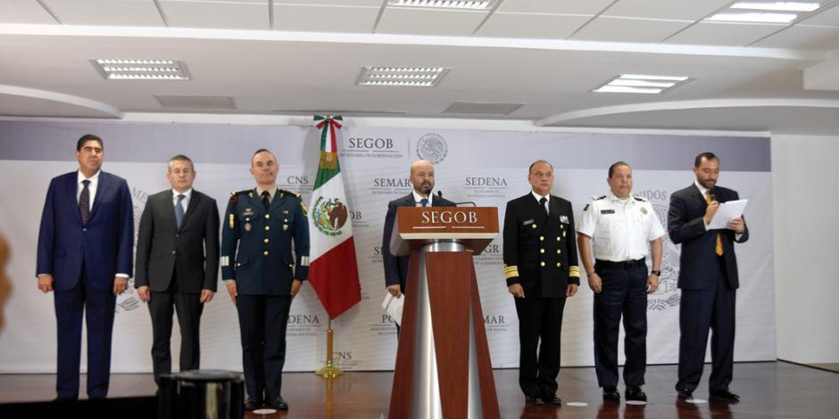 Con operativo de Sales, cae jefe de célula criminal en Tláhuac