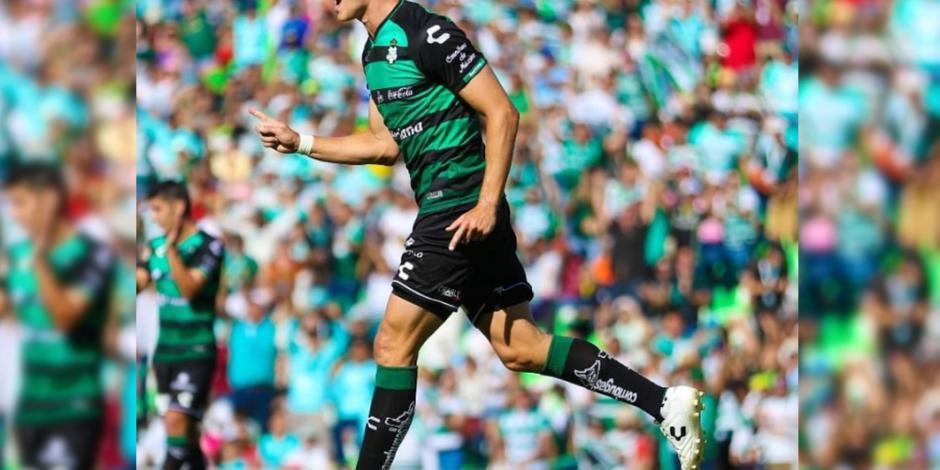 Santos con pie y medio en la liguilla, tras vencer a Monterrey