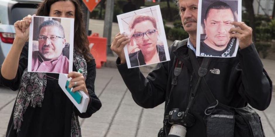 Con 22 periodistas asesinados en 10 años, Veracruz el más peligroso para prensa: CNDH