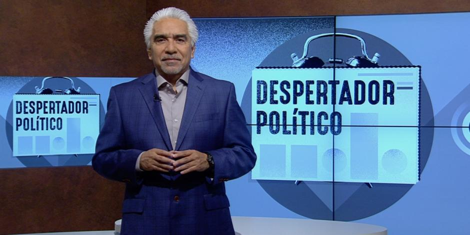 Vuelve Ricardo Alemán a Canal Once tras tuit polémico