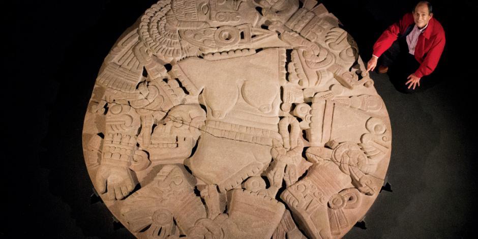 Mito del nacimiento de Huitzilopochtli