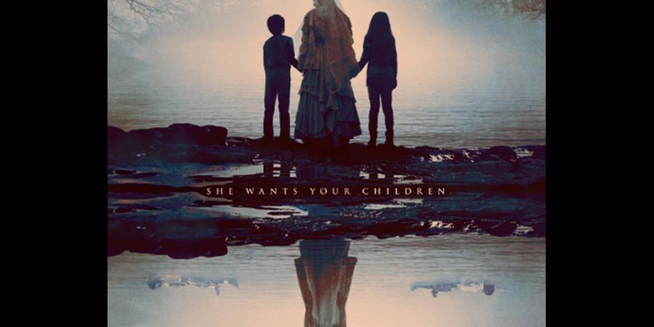 """Lanzan trailer de la película """"La Maldición de la Llorona"""""""