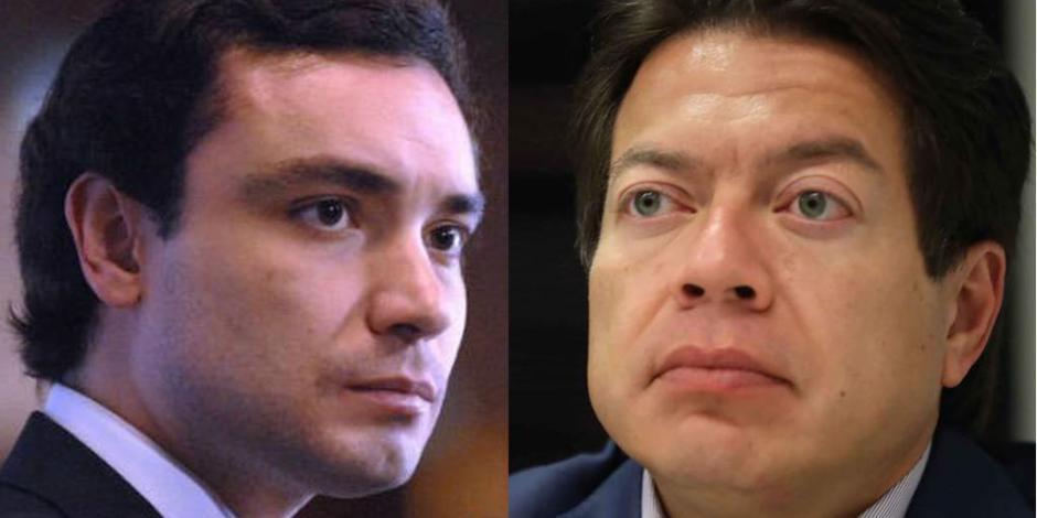 Que Mario Delgado aclare cómo vivía Ebrard en París, pide vocero del PAN