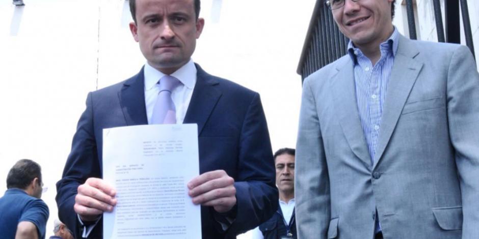 Denuncia Mikel a Barrales ante el SAT por supuesta evasión fiscal