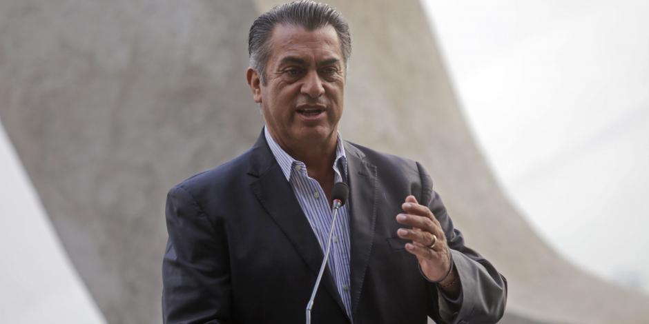 Quiere El Bronco la misma cantidad de spots que AMLO, Anaya, Meade...
