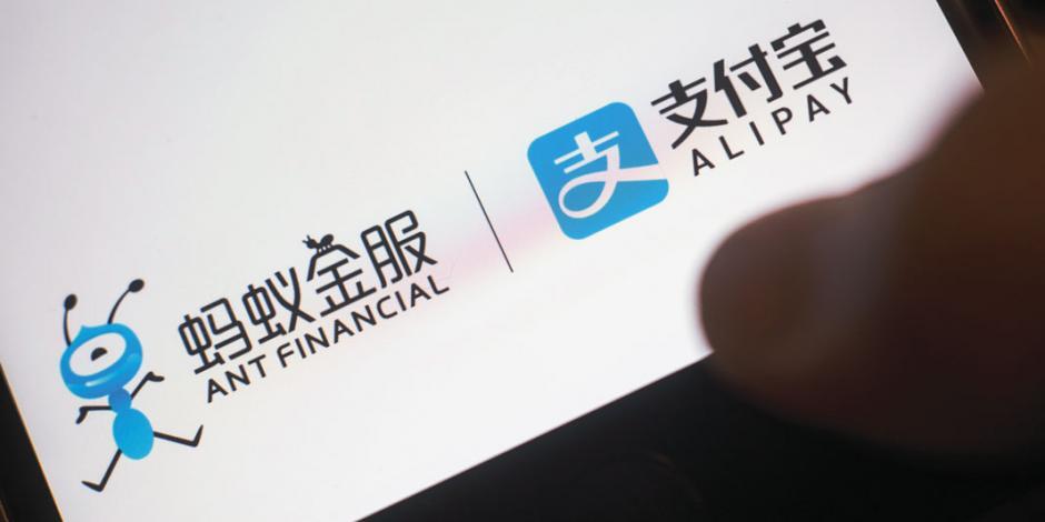Fintech de Alibaba agota préstamos