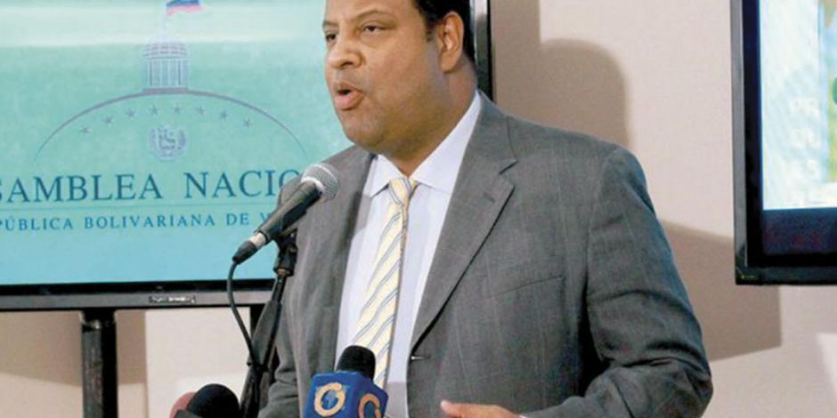 Legislador venezolano piden indagar apoyo de Maduro al tabasqueño
