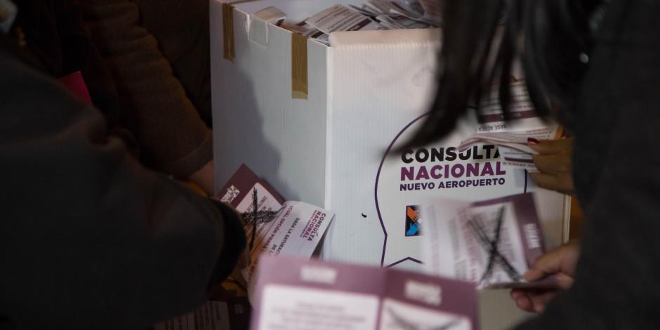 Morena prevé que iniciativa sobre consulta popular salga en noviembre