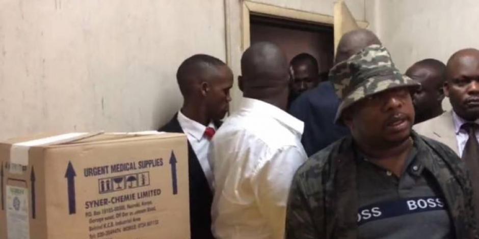 VIDEO: Encuentran 12 cadáveres de bebés en hospital de Kenia