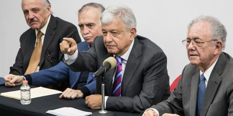 VIDEO: Gobierno francés confirma viabilidad de AICM y Sta. Lucía: AMLO