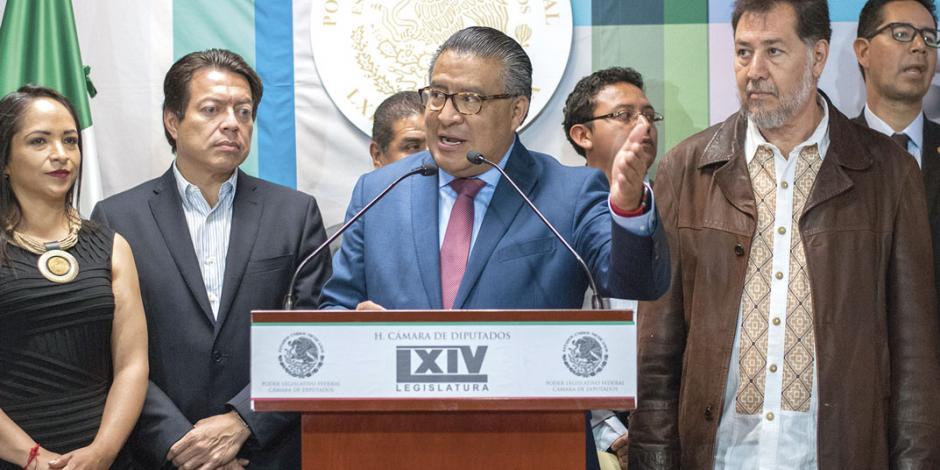 Diputados piden anular los comicios en Puebla